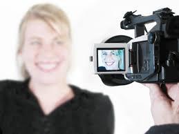 Girl being Filmed