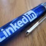 A linked in pen