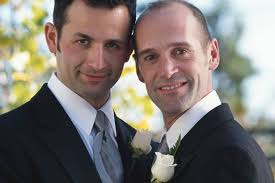 Gay Marriage- Couple