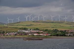 Scottish windmills