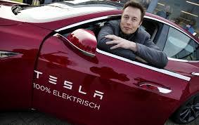 Elon & Electric car