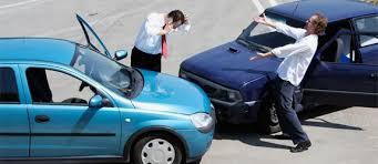 car collide